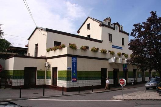 Bahnhof Maisons-Alfort - Alfortville