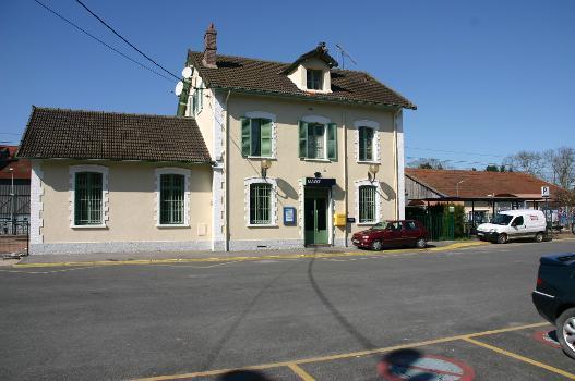 Gare de Maisse