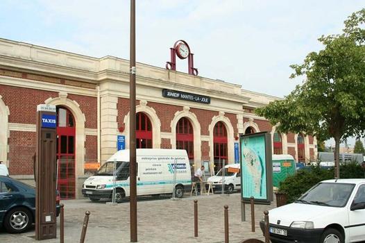 Gare de Mantes-la-Jolie