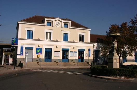 Gare de Montgeron - Crosne