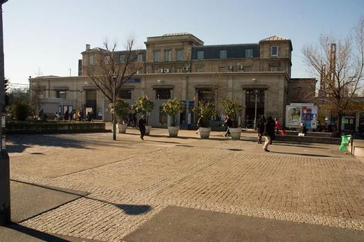 Bahnhof Saint-Denis