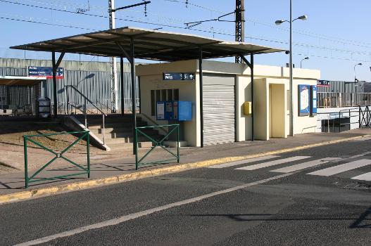 Villabé Railway Station