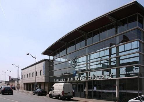 Bahnhof Villeneuve-Saint-Georges