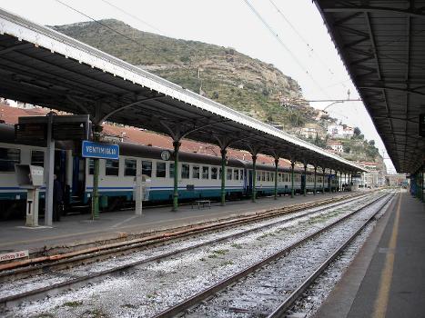 Ventimiglia Railway Station