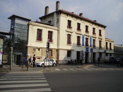Gare de Vitry-sur-Seine