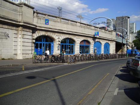 Gare de l'avenue du Président Kennedy
