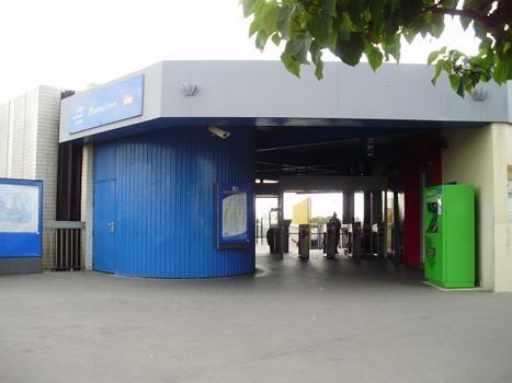 Bahnhof Le Blanc-Mesnil