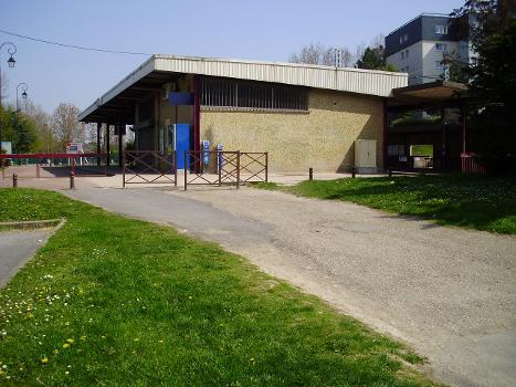 Bahnhof Chemin d'Antony