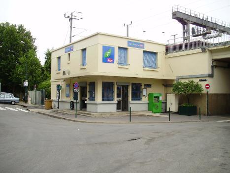 Gare du Stade
