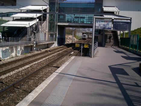 Gare de Noisy - Champs