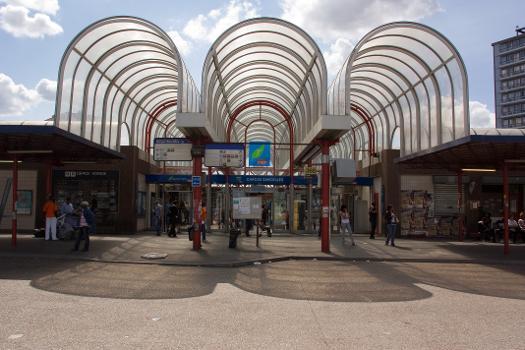 Garges - Sarcelles Station