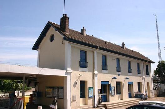 Bahnhof Evry