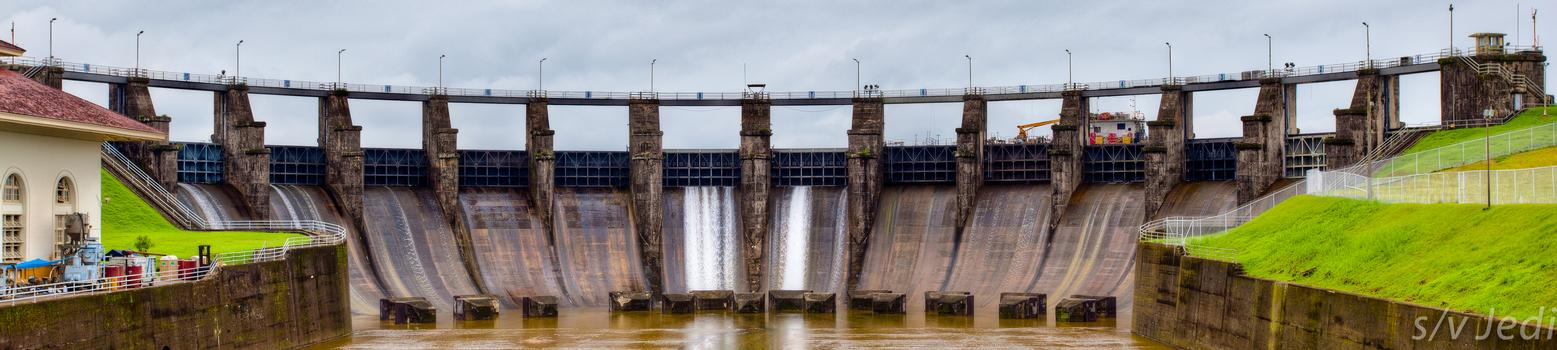 Gatún Dam