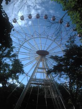 Minsk Gorky Park Ferris Wheel