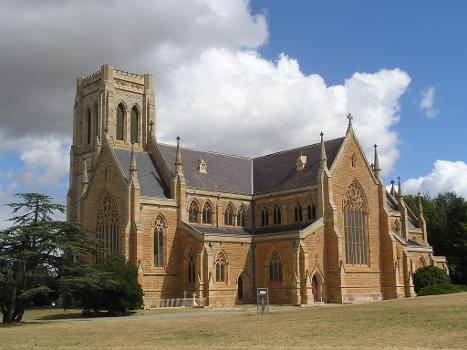 Cathédrale Saint-Sauveur - Goulburn