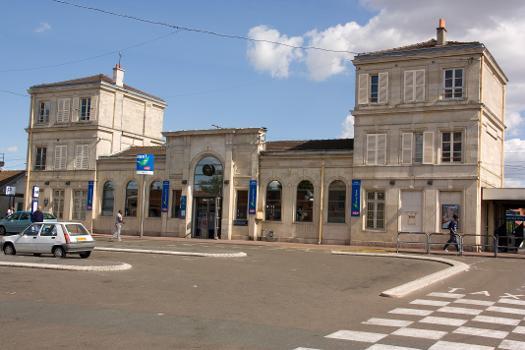Goussainville Station