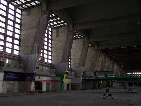 Großmarkthalle Frankfurt