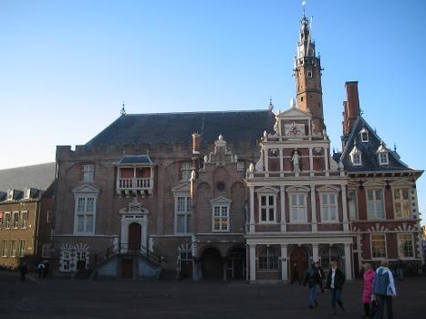 Hôtel de Ville - Haarlem