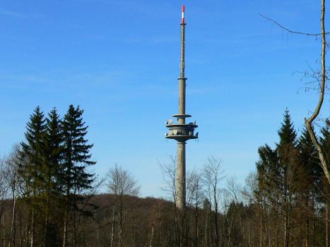 Fernmeldeturm Habichtswald