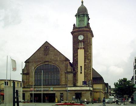 Gare centrale de Hagen
