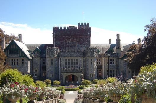 Hatley Castle - Victoria