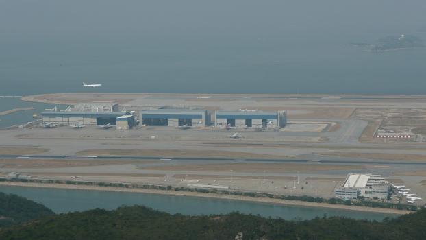 Hongkong International Airport Chek Lap Kok