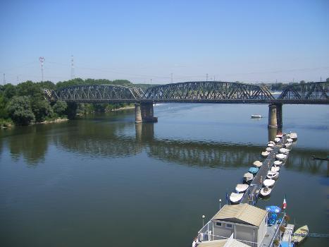 Pont ferroviaire de Piacenza