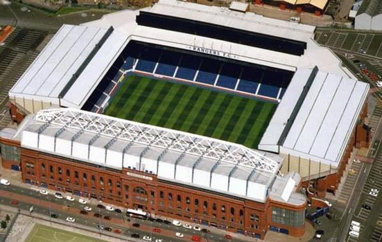 Ibrox Stadium - Glasgow