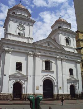 Basilique Notre-Dâme de Candelaria - Medellin