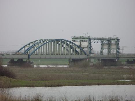 Ijsselbrücke Hattemerbroek