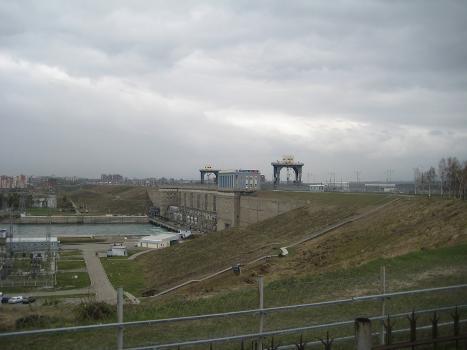 Barrage d'Irkutsk