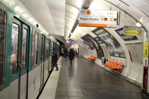 Station de métro Jacques Bonsergent