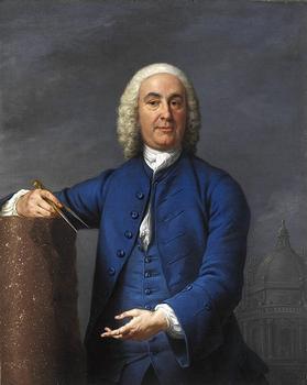 James Gibbs (1682-1754), architecte écossais