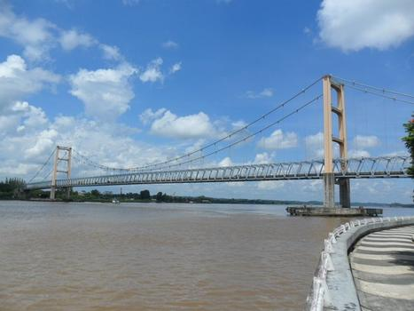 Kutai Kertanegara I Suspension Bridge