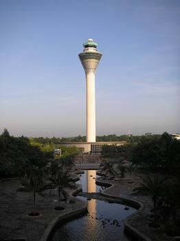 KLIA Air Traffic Control Tower