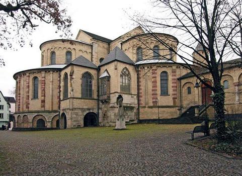 Sankt Maria im Kapitol (photographer: Hans Peter Schaefer)