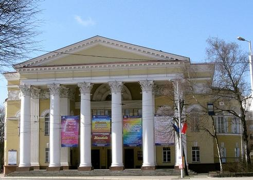 Théâtre dramatique - Kaliningrad