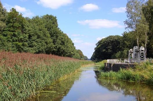 Canal d'Almelo à Nordhorn