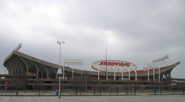 Arrowhead Stadium - Kansas City