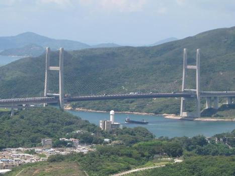 Kap Shui Mun Bridge
