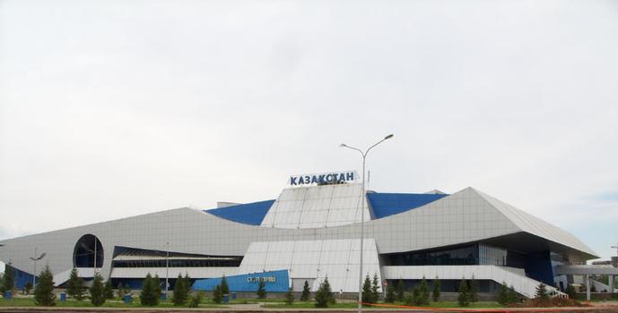 Kazakhstan Sport Palace - Astana