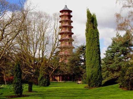 Kew Gardens Pagoda