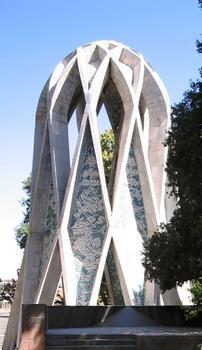Tombeau d'Omar Khayyam