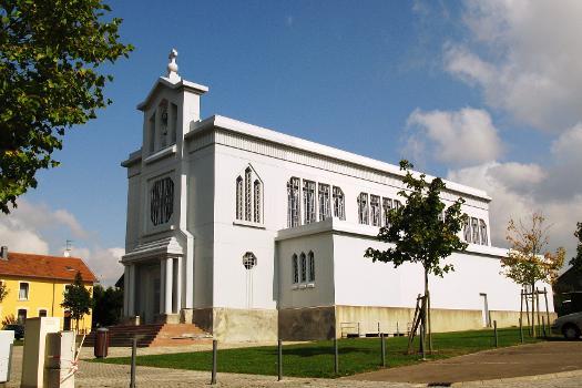 Kirche Sainte-Barbe