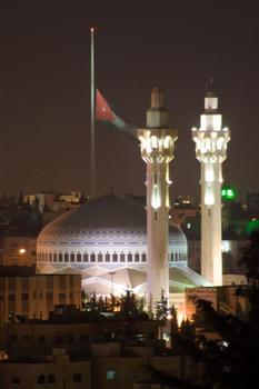 King Abdullah I Mosque(photographer: David Bjorgen)
