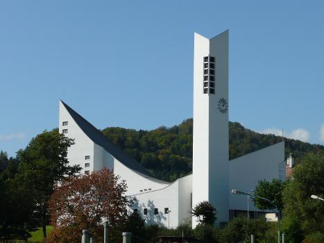Bruder-Klaus Kirche