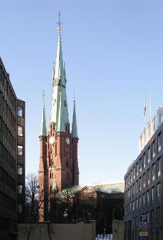 Eglise Sainte-Claire de Stockholm(photographe: Håkan Svensson)