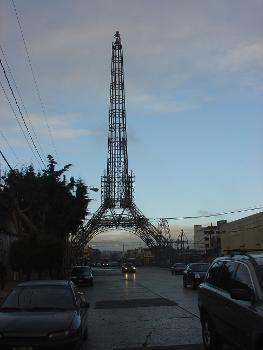 Guatemala - Torre del Reformador (Fotograf: Steve Rice)