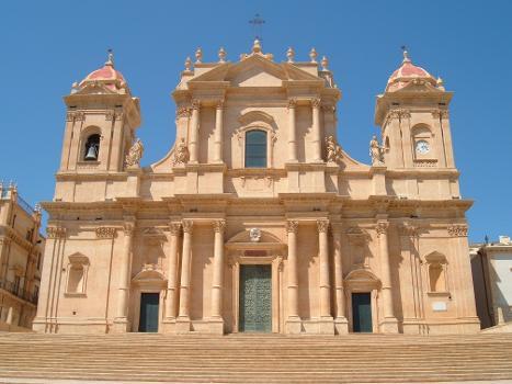 Cathédrale Saint-Nicolas-de-Myra - Noto