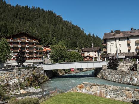 Landquartbrücke Klosters